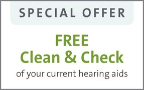 Free Hearing Aid Clean and Check